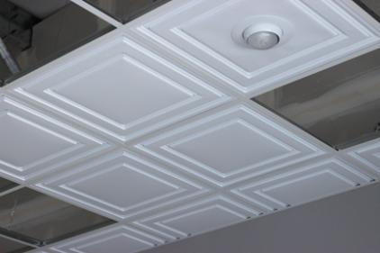 Opal & Ruby Ceiling Tiles