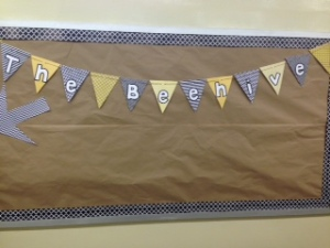 The Beehive Bulletin Board