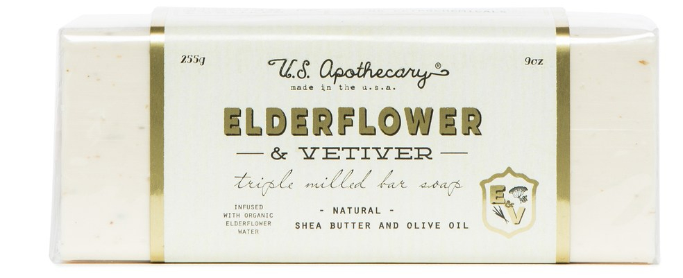 Elderflower Soap